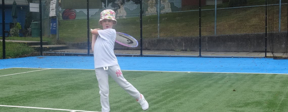 May Half Term & Summer Junior Tennis Camp